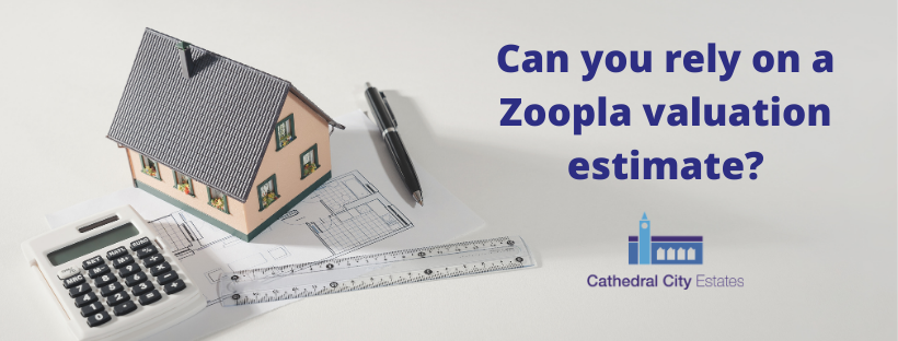 Can you rely on a Zoopla valuation estimate?