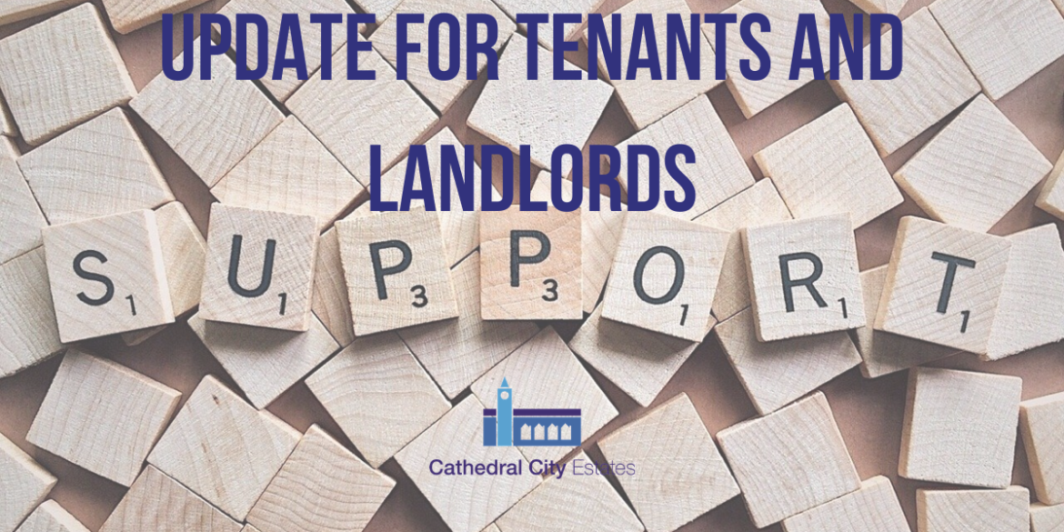 Landlord and Tenant update Covid-19